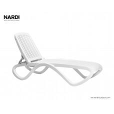 Шезлонг Tropico Bianco: фото - магазин CANVAS outdoor furniture.