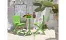 Стул Zac Spring Bianco: фото - магазин CANVAS outdoor furniture.