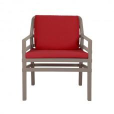 Кресло Aria Tortora Cherry: фото - магазин CANVAS outdoor furniture.