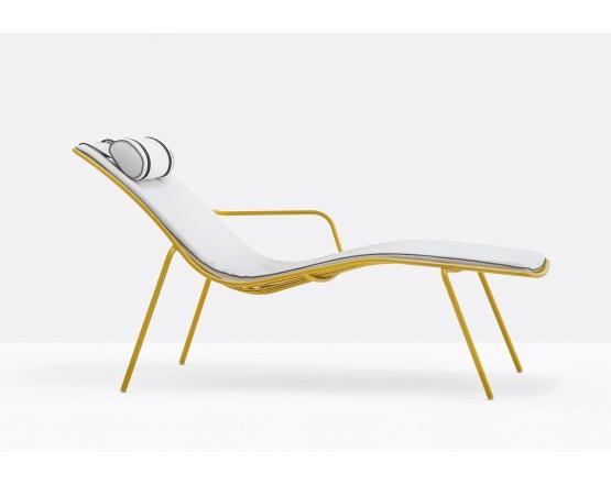 Шезлонг NOLITA 3654/GI100E: фото - магазин CANVAS outdoor furniture.